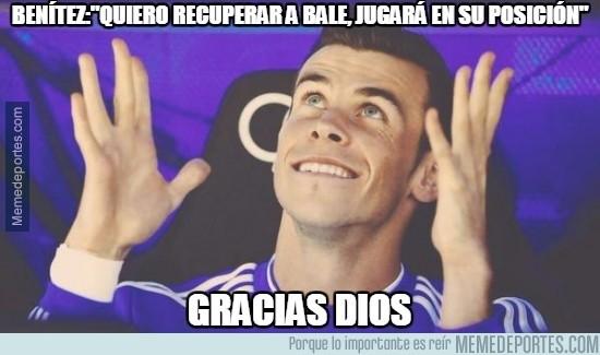 573716 - A Bale le ha tocado la lotería