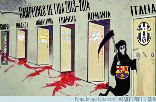573856 - El F.C Barcelona a por el último campeón de Liga