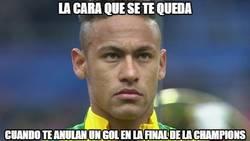 Enlace a Gol anulado a Neymar