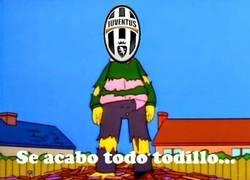 Enlace a La Juventus al no poder conseguir el triplete