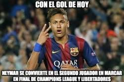 Enlace a Vaya carrera la de Neymar