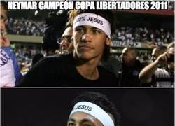 Enlace a Las costumbres de Neymar