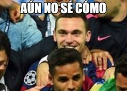 Enlace a Vermaelen sigue desorientado