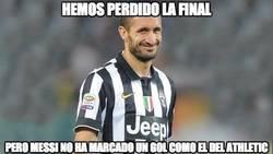Enlace a Chiellini el más feliz de la Juventus