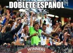 Enlace a Doblete español los dos últimos años