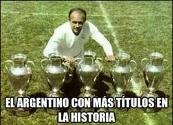 Enlace a Messi reescribe la historia