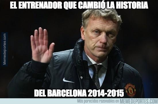 576324 - Todo fue perder ante este señor y el Barça lanzado al triplete