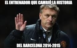 Enlace a Todo fue perder ante este señor y el Barça lanzado al triplete