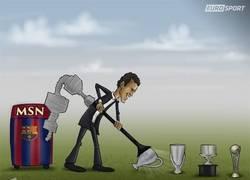Enlace a Y tras el triplete, el Barça va a por el sextete