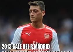 Enlace a Vender jugadores al Arsenal da buena suerte