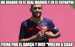 Enlace a ¿Aleix Vidal 'vuelve a casa'?