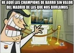 Enlace a Todas las Champions son importantes