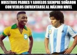 Enlace a Podremos tener un gran privilegio en la Copa América