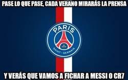 Enlace a El humo de la prensa deportiva llega a París cada verano