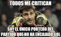 Enlace a Hoy sale ganando Casillas pase lo que pase