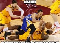 Enlace a Grandísimas finales de la NBA