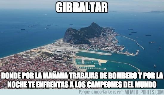 583952 - La vida en Gibraltar