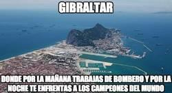 Enlace a La vida en Gibraltar