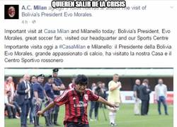 Enlace a No va por buen camino el Milan...