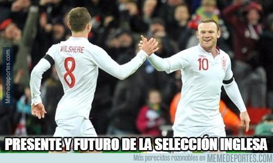 585594 - Presente y futuro de la selección inglesa