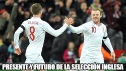 Enlace a Presente y futuro de la selección inglesa
