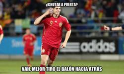 Enlace a Morata está confuso