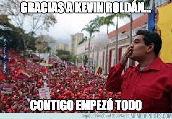 585987 - Nicolás Maduro en estos momentos