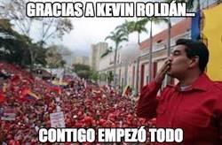 Enlace a Nicolás Maduro en estos momentos