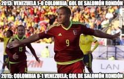 Enlace a En Colombia deben odiar a Rondón