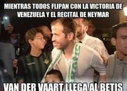 Enlace a Gran fichaje del Real Betis