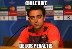 Enlace a ¿Cómo ves el partido, Xavi?