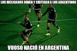 Enlace a Un argentino dando vida a México