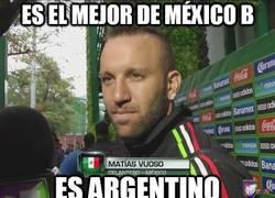 Enlace a Es el mejor de México B