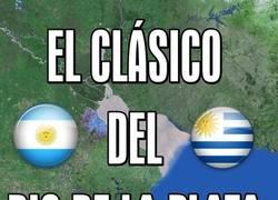 Enlace a El clásico del Rio de La Plata