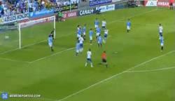 Enlace a GIF: Empata Rico para el Real Zaragoza