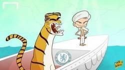 Enlace a Falcao volverá a rugir con Mourinho