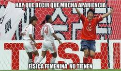 Enlace a ¿Fútbol femenino?