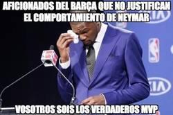 Enlace a Aficionados del Barça que no justifican el comportamiento de Neymar