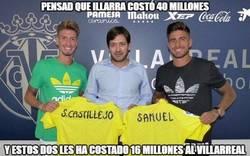 Enlace a El Villarreal sabe fichar muy bien