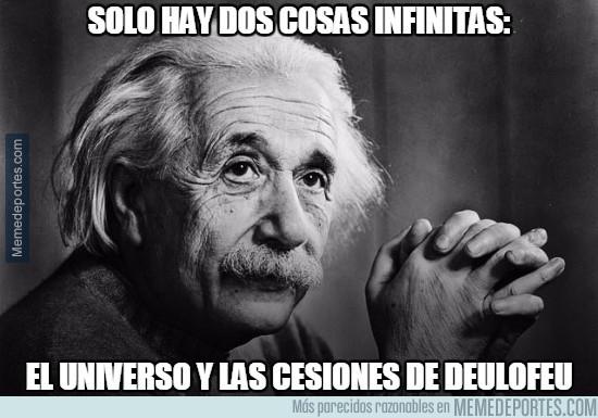 592860 - Sólo hay dos cosas infinitas