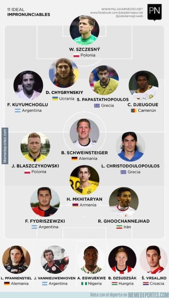 592882 - Éste es el futuro equipo de impronunciables que pretende el Borussia Dortmund