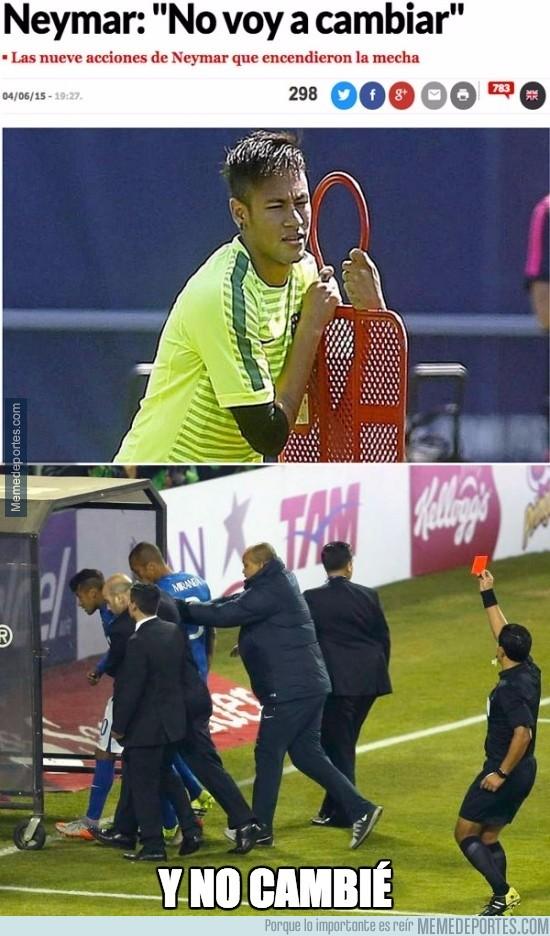 594194 - Neymar es un chico de palabra