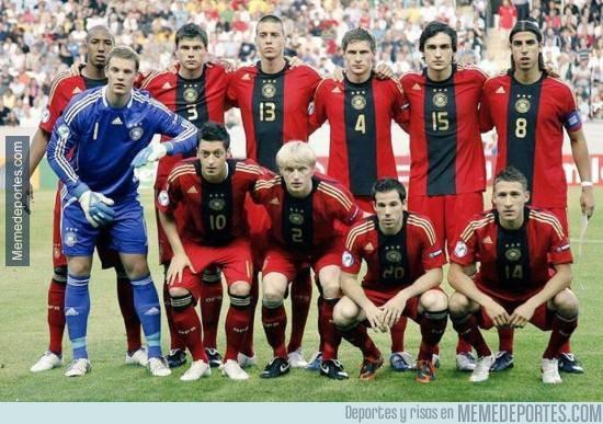 594322 - Alemania sub 21 en el 2009 ¿Cuántos conoces?
