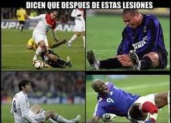 Enlace a ¿Recuerdas la vieja lesión de Totti?