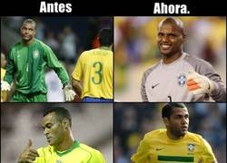Enlace a Comparemos el viejo Brasil con el actual y lloremos todos