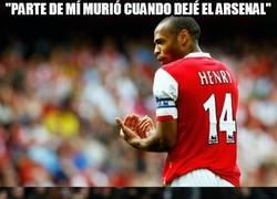 Enlace a Dos leyendas del Arsenal
