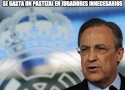 Enlace a La lógica de Florentino Perez