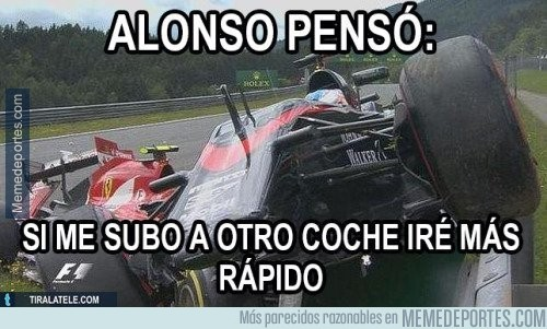 595591 - El motivo real del incidente de Fernando Alonso