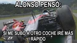 Enlace a El motivo real del incidente de Fernando Alonso