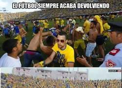 Enlace a Enhorabuena a Las Palmas. Nuevo equipo de Primera División